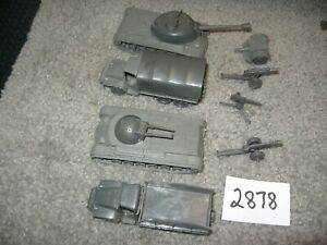 T Cohn 45mm Army Vehicles grey color #2878