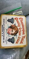 Vintage Lot of Chautauqua Maid Quality Grape Juice Labels (60)