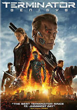 Terminator Genisys (DVD) NEW! FREE SHIPPING!