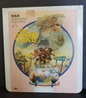 CED RCA SelectaVision Videodisc VIDEO DISC THE MUPPET MOVIE