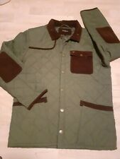 Mens Voi Jeans olive Hunter Jacket Size Large excellent  condition
