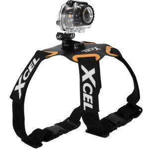 XCEL Dog Harness Mount Compatible w/ GoPro & XCEL Cameras