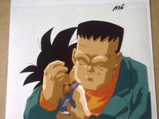 Dragonball Android 8 Hatchan Goku Anime Production Cel