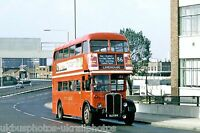 London Transport RT4728 OLD514 6x4 Bus Photo Ref L233