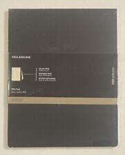 Moleskine Professional Pad Ruled 8 12 X 11 Black 96 Sheets Propadlbk