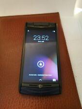 Smartphone Vertu Signature Touch Lizard Android Luxury Phone 64GB Read descr