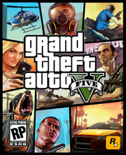 GTA 5 V | GRAND THEFT AUTO 5 PC STEAM ACCOUNT + 15 EXTRA GAMES ⭐️DELIVERY 24/7⭐️