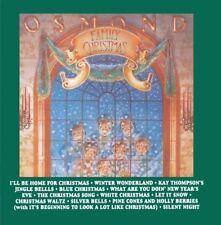 The Osmond Family Christmas CD 1991