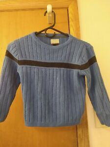Boys Arizona Blue Long Sleeve Sweater ~ Size.M 5/6