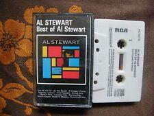 K7 Audio AL STEWART - Best Of /  RCA – PK 70715   (1985)