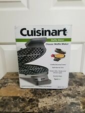 Cuisinart Classic Waffle Maker 5 Setting Browning Control from JCPenney Closeout