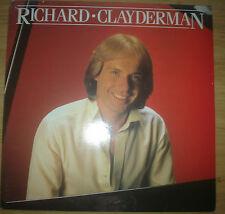 RICHARD CLAYDERMAN - SELF TITLED LP - MINT VINYL - DECCA SKL5329