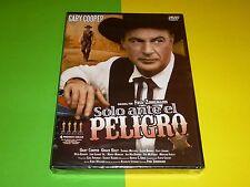 SOLO ANTE EL PELIGRO / High Noon / Gary Cooper / Precintada