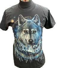 Trova 12 Lupi Wolf T Shirt Bambino Unisex The Mountain