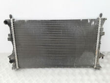 Renault Laguna II 2003 2.2dCi Water coolant radiator 8200008764B Diesel VEI16324