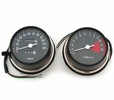 Reproduction Speedometer & Tachometer Set - Honda CB750 - 1973 - 1978