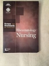 Rheumatology Nursing(Scope & Practice Of Practice)-paperback