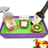 "gourmet basket ""Normandy and Calvados"""