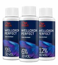 Wella Welloxon Perfect Entwickler Oxydant 60 ml - alle Varianten