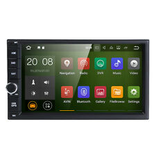 "In Dash Android 7.1 WIFI 7""2DIN Car Head Unit Radio Stereo Player GPS Navigation"
