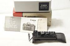 Canon Data Back A w/Case [20531]
