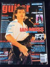Australian Guitar Magazine November 1998