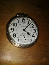 Pocket Watch Vintage Hamilton
