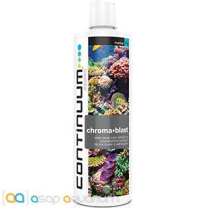 Continuum Chroma Blast 250mL Color Enhancing Phytoplankton Liquid Coral Food