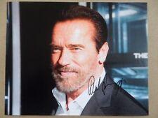 "Arnold Schwarzenegger Signed :Autographed Photo ""I'll Be Back"""