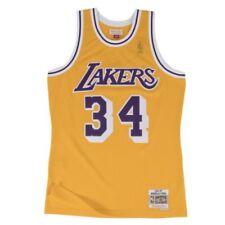 70b017b58 Mitchell   Ness Yellow NBA Fan Apparel   Souvenirs