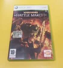 Warhammer Battle March GIOCO XBOX 360 VERSIONE ITALIANA