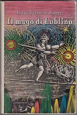 Bashevis Singer, Il mago di Lublino, Longanesi, romanzo, La gaja scienza, 1963