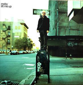 """Moby 12"""" Lift Me Up (Mute – 12mute340) - UK (M/M)"""