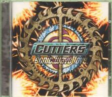 Cutters(CD Album)Sonic Wave Love-New