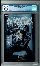 Amazing Spider-Man Annual #1 (2018) Dell 'Otto Variant Cover CGC 9.8