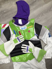 Disney Store BUZZ LIGHTYEAR Toy Story COSTUME ~ KIDS SIZE 7/8 ~ Great Condition