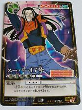 Carte Dragon Ball Z DBZ Card Game Part 9 #D-763b BANDAI 2005 MADE IN JAPAN