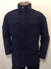 GANT 'The G-49 Jacket' Navy Hooded Parka Coat Jacket M