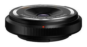 Olympus 9mm f/8.0 Fisheye Lens - Brand New