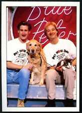 Comic Relief #227 Merlin 1995 Blue Peter Sticker (C845)