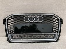 AUDI A1 S1 RS1 2015-2018 FRONT BUMPER GRILL FRONT GRILL RS STYLE [16RS1-1]