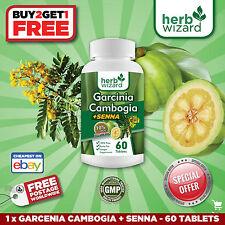 30 DAY COURSE Senn/Garcinia Cambogia 70% HCA WeightLoss,Diet Pill,Fat Burner