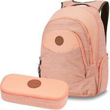 2c96d694af4e2 DAKINE SET Laptop Rucksack Schulrucksack PROM 25l + SCHOOL CASE Mäppchen  Ranzen