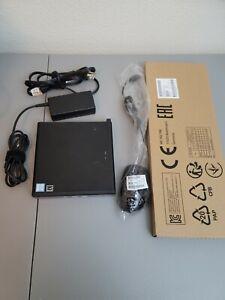 HP EliteDesk 800 G4 Mini (256GB, Intel Core i7 8th Gen, 3.00 GHz, 12 GB) Desktop
