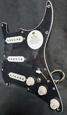 Loaded SSS Stratocaster Pickguard With GM Alnico 5 62z's and Mods