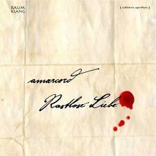 Amarcord - Rastlose Liebe [New CD]
