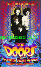 THE-DOORS-ORIGINAL-ART-JIM-MORRISON-COMIC-ART-CONCERT-POSTER-BILL-GRAHAM-Comics