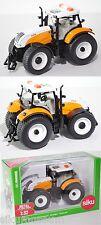 Siku Farmer 3286 Steyr 6240 CVT eco tech Kommunal Traktor, 1:32, OVP