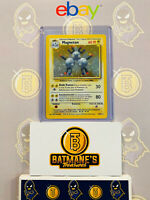 Magneton 9/102 LP/NM Near Mint Base Set Holofoil Rare Holo Pokemon Card
