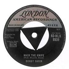 "Bobby Darin - Mack The Knife - 7"" Vinyl Record Single"